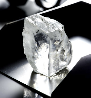 White Diamond found at Cullinan mine in South Africa weighs in at a whopping 232.08 carats