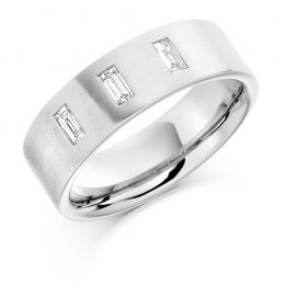 .30ct Gents Diamond Wedding Ring