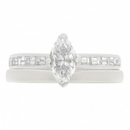Ava DS 4 engagement ring