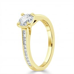 .70ct Marquise Engagement Ring