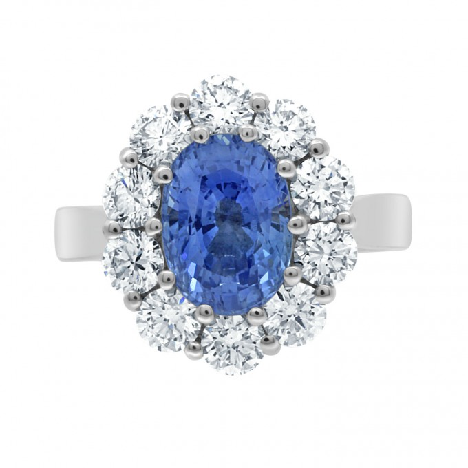 The September Birthstone Is Sapphire