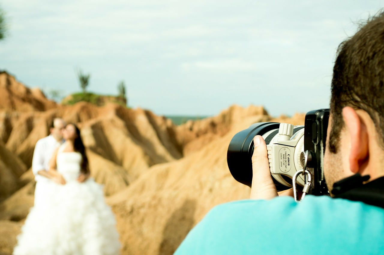 How to Choose The Best Wedding Photographer