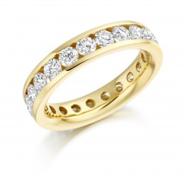 eternity ring diamond ring