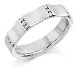 Unusual Mens Wedding Ring