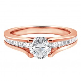 Gina 1(Rose) engagement ring