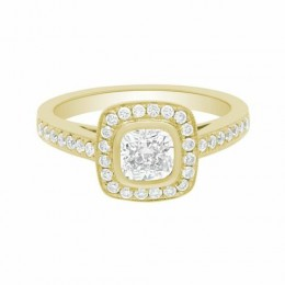 Glenda engagement ring