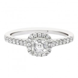 Harriot 1 engagement ring