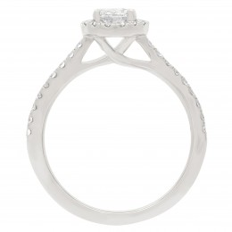 Harriot engagement ring