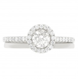 Harriot 4 vengagement ring