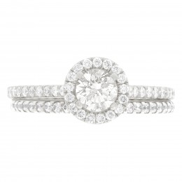Harriot 5 engagement ring