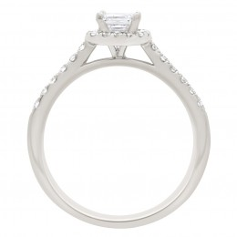 Harriot 2 engagement ring