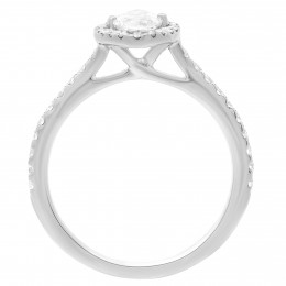 Harriot (marquise) 2 engagement ring