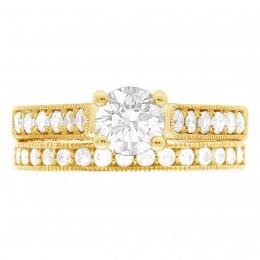 India 5(yellow) engagement ring