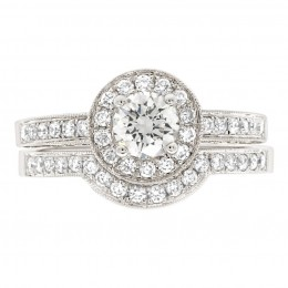 Antique engagement ring - Juliet 4