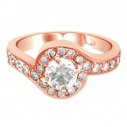 Kimberley 1(Rose) engagement ring