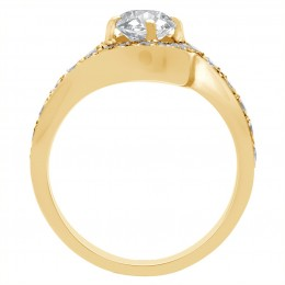 Kimberley 2(Yellow)engagement ring