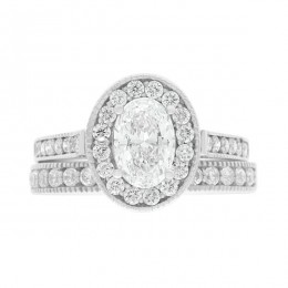 Lilly engagement ring