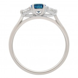 Lucy 2 engagement ring