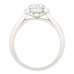 Mille 2 engagement ring