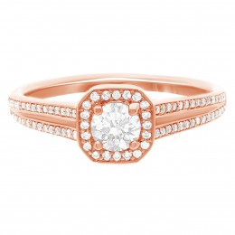 Millie (split)1(Rose) engagement ring