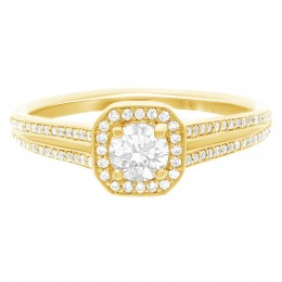 Millie (split)1(yellow) engagement ring