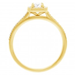 Millie (split)2(yellow) engagement ring