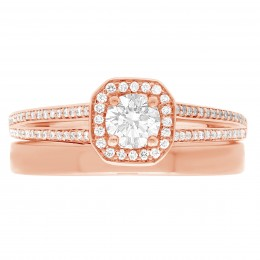 Millie (split)4(Rose) engagement ring
