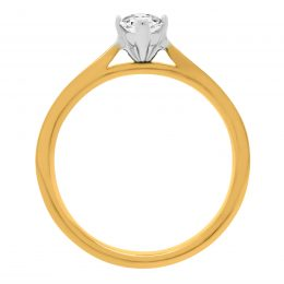 marquise-shape-diamond-engagement-ring