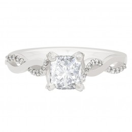 Ritz 1 engagement ring