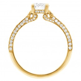 Sydney 2(Yellow gold)engagement ring