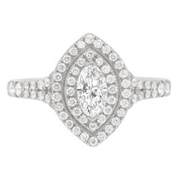marquise-cut-diamond-engagement-ring