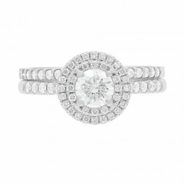 Solase engagement ring round 5