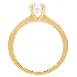 Tanya 2(Yellow)engagement ring