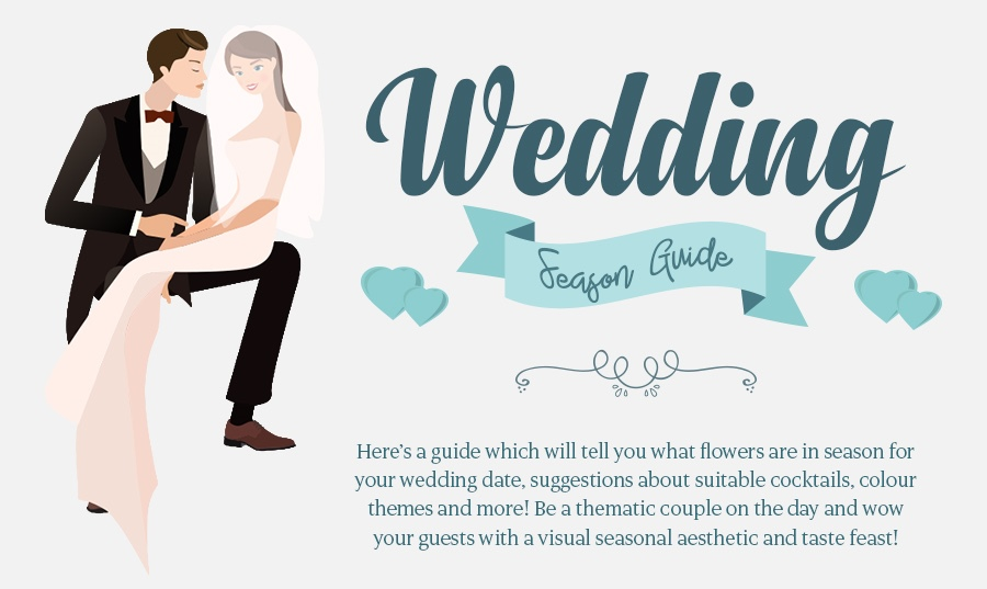 Wedding Seasons Guide