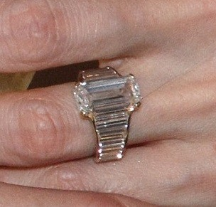 The Most Stunning Celebrity Engagement Rings