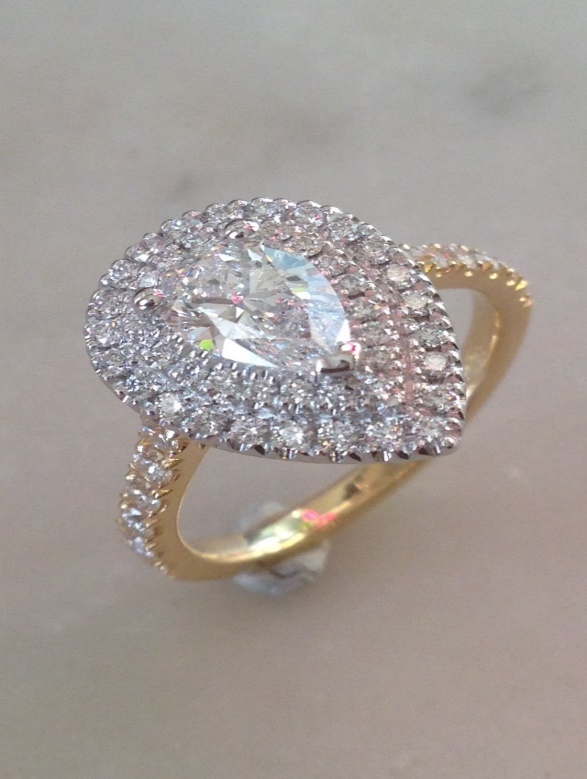 Diamond Engagement Ring from Loyes' Diamonds