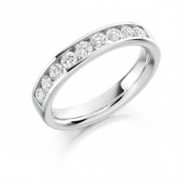 eternity ring 144 loyes diam
