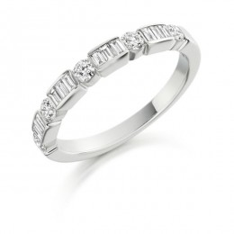 eternity ring 220 loyes diamonds.