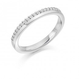 Meb Diamond Wedding Ring