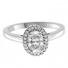 Lynn Diamond Engagement Ring