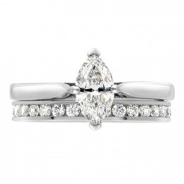 .70ct Marquise Solitaire Engagement Ring – Ava