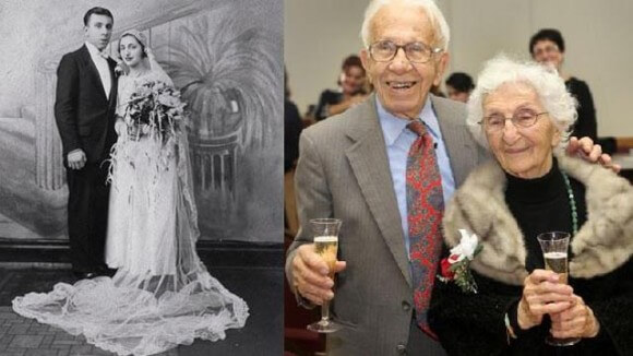 82 years Married – The secret to a long marriage.
