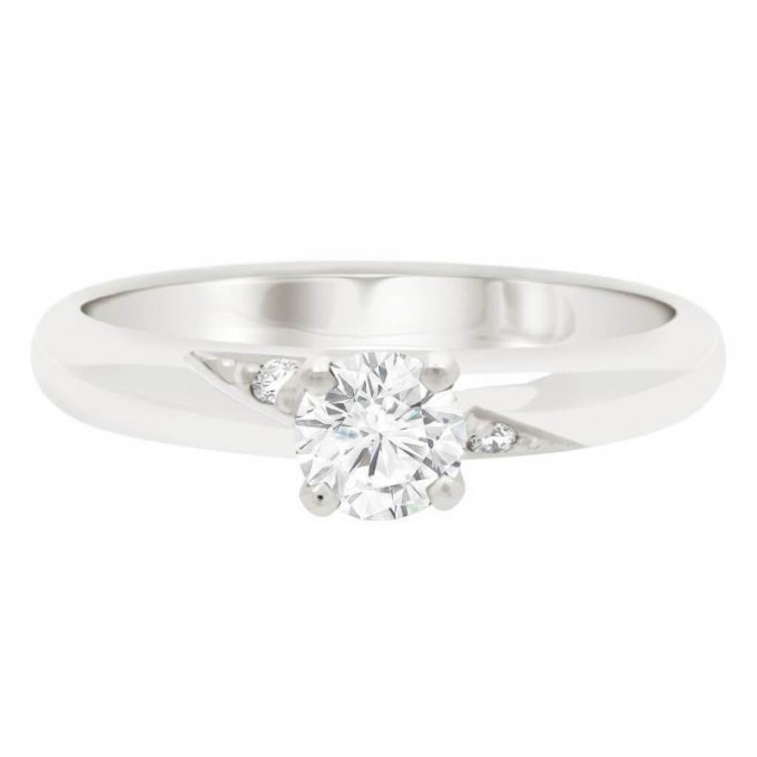Farrah - Diamond Accent Ring